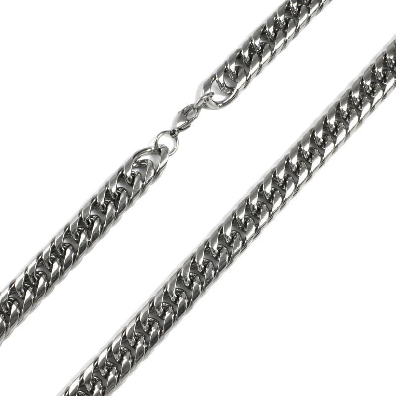 Pánský masivní řetěz 1,3 cm z chirurgické oceli S35200